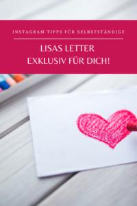Lisas Letter