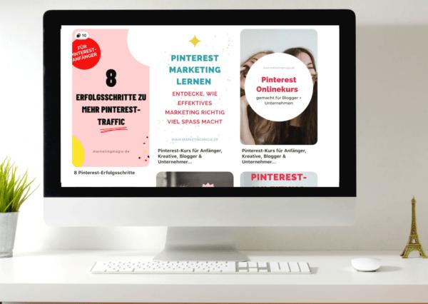 Pinterest - Marketingmagie