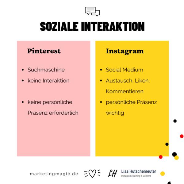 Soziale Interaktion