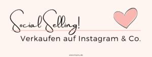 Social Selling! Verkaufen auf Social Media