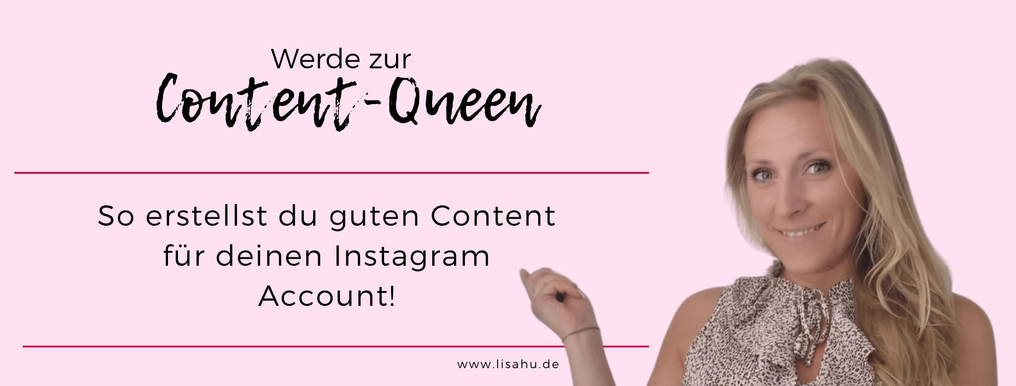 gute Beiträge für Instagram schreiben