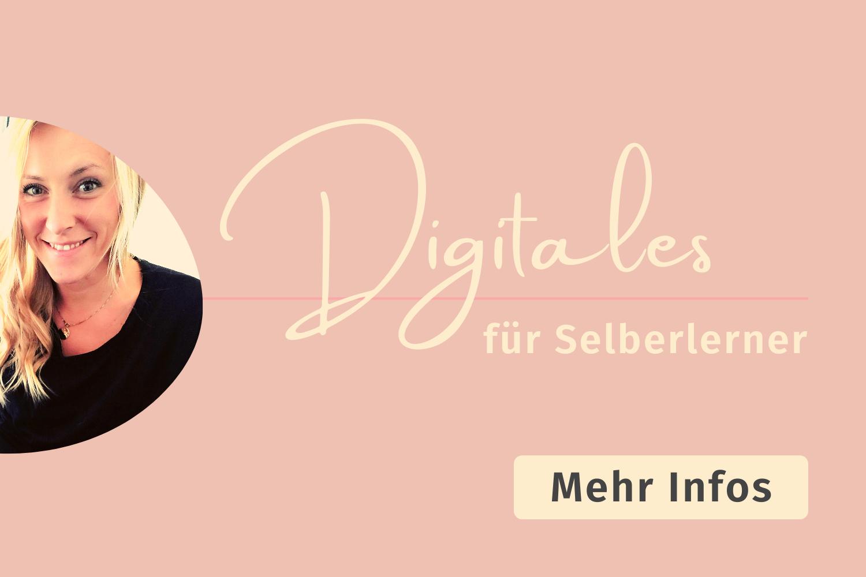 Digitale Produkte zum Selbstlernen (Marketing auf Instagram)